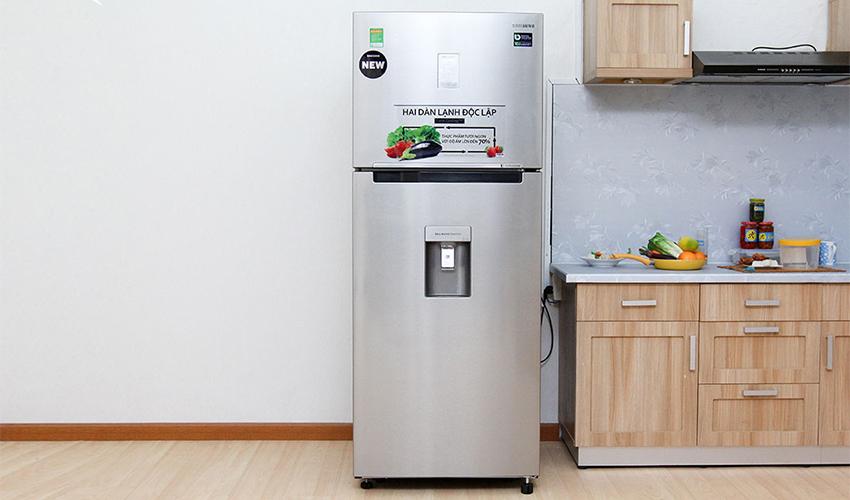 Tủ Lạnh Inverter Samsung RT43K6631SL/SV (438L) - Bạc