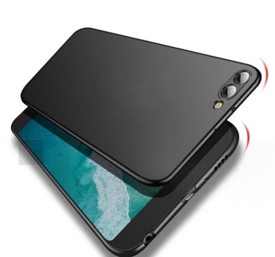 Ốp Lưng Điện Thoại Dẻo KEKLLE Dành Cho Huawei Glory V10 5.99 Inch - Đen