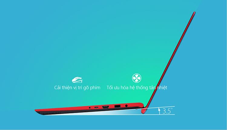 Laptop Asus Vivobook S14 S430UA-EB003T Core i3-8130U/Win10 (14 inch) (Grey) - Hàng Chính Hãng