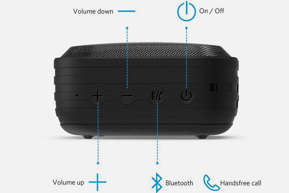 Loa Bluetooth Anker SoundCore Sport 3W A3182 - Hàng Chính Hãng