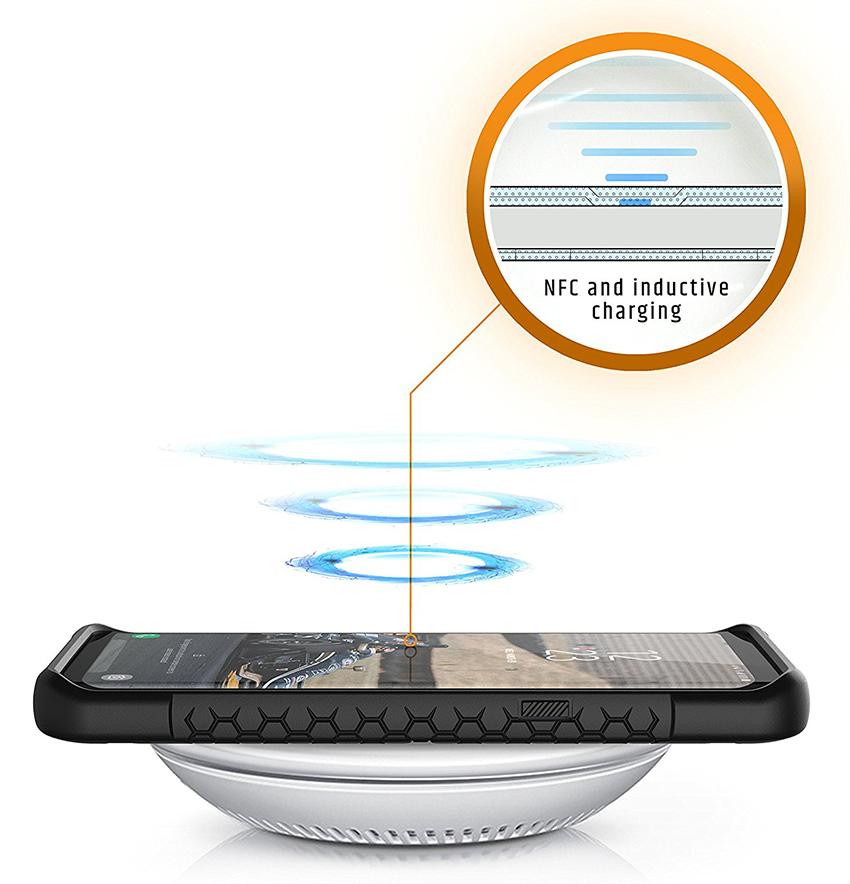Ốp Lưng Samsung Galaxy S9 Monarch UAG - Hàng Chính Hãng