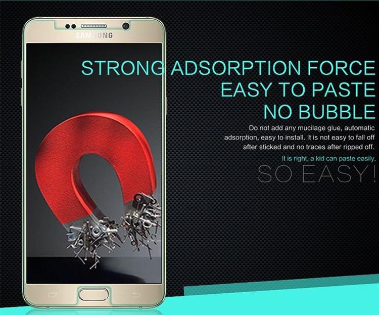 Miếng Dán Cường Lực Samsung Galaxy Note 5 Độ Cứng 9H Nillkin - Hàng Chính Hãng