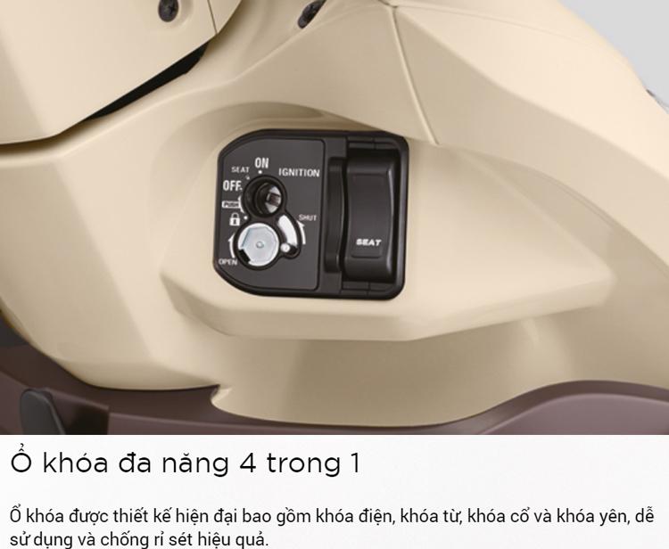 Xe Honda Vision 2018 Phiên Bản Cao Cấp - Đen Mờ - Tặng Nón Bảo Hiểm, Bảo Hiểm Xe Máy, Thảm Xe Máy