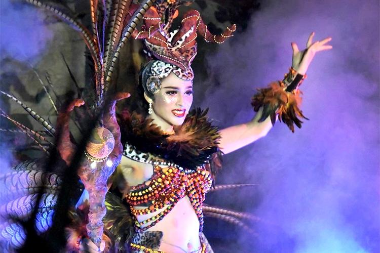 Vé Xem Show Miracle Cabaret Chiang Mai, Thái Lan - Ghế Thường