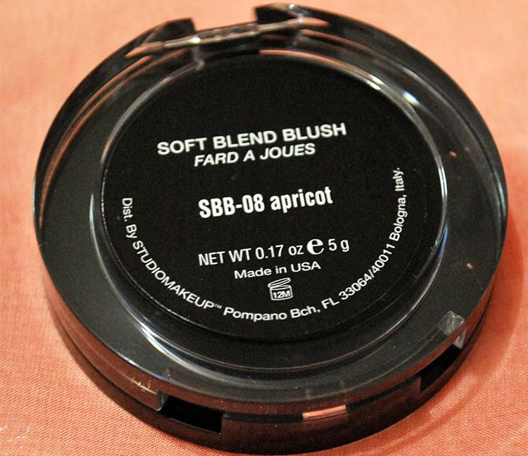 Phấn Má Studiomakeup Soft Blend Blush SBB (5g) 5
