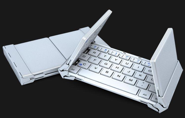 Bàn Phím Không Dây + Cáp USB BOW HB099B