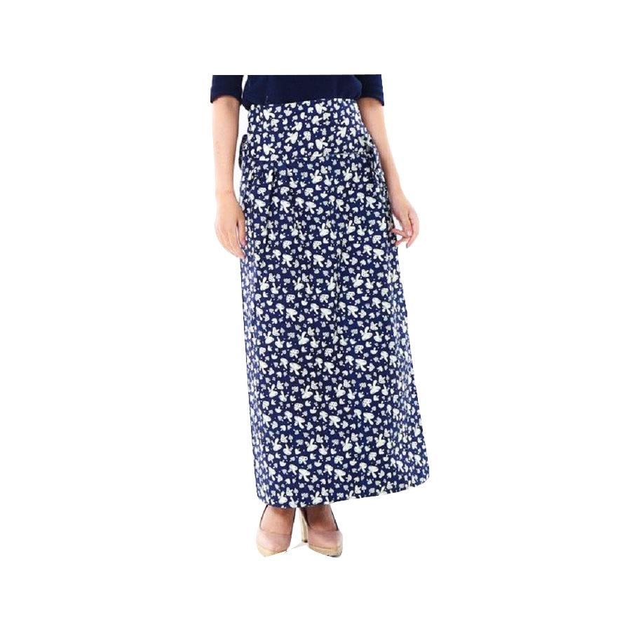 váy chống nắng 2 lớp họa tiết