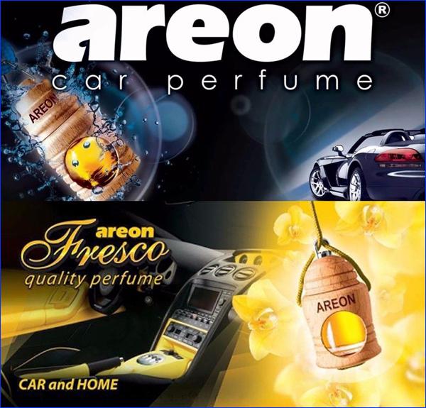 Tinh dầu thiên nhiên AREON hương kẹo gum - Fresco Vanilla Bubble Gum (NHẬP KHẨU BULGARIA)
