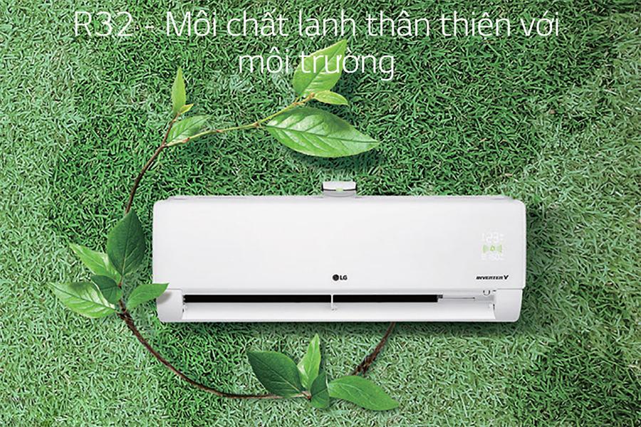 Máy Lạnh Inverter LG V24ENF (2.5HP)
