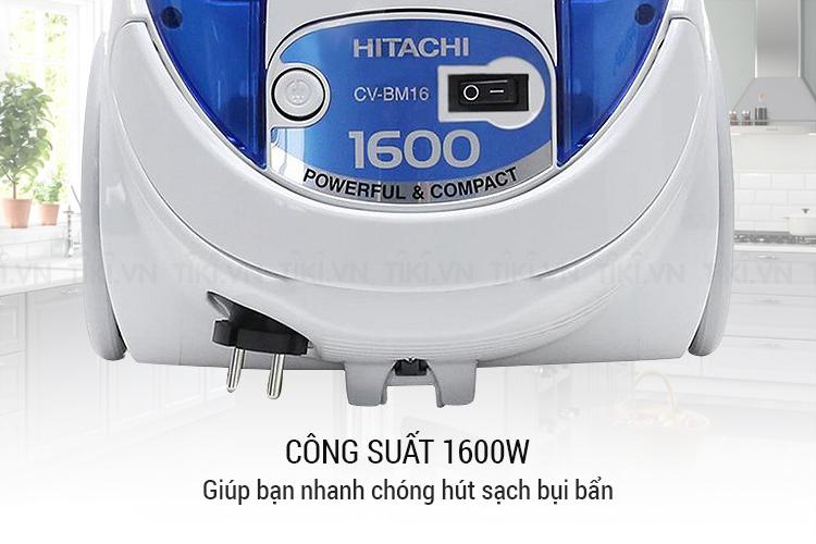 Máy Hút Bụi Hitachi BM16