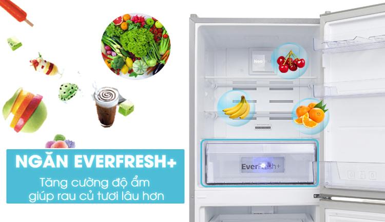 Tủ lạnh Beko Inverter RTNT340E50VZX 340 lít