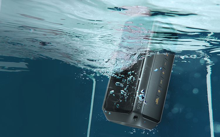 Loa Bluetooth Altec Lansing Legend (100W) - Hàng Chính Hãng