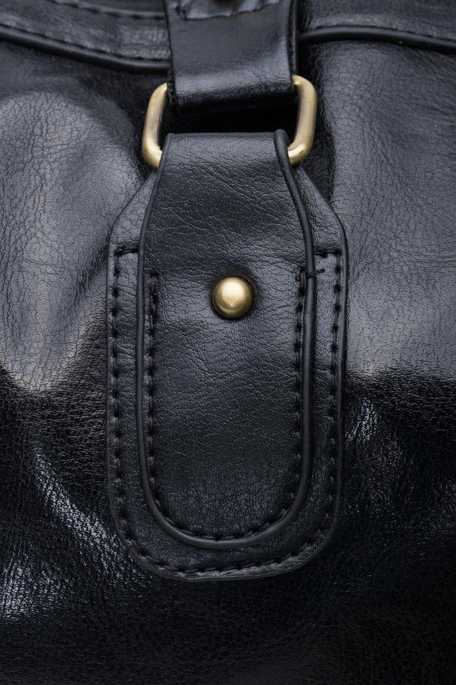 Túi xách nam thời trang Hàn Quốc DaH2 TNAM0005 (Đen)