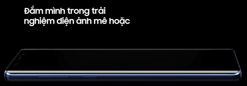 Điện Thoại Samsung Galaxy Note 9 (512GB/8GB) - Hàng Chính Hãng - 3