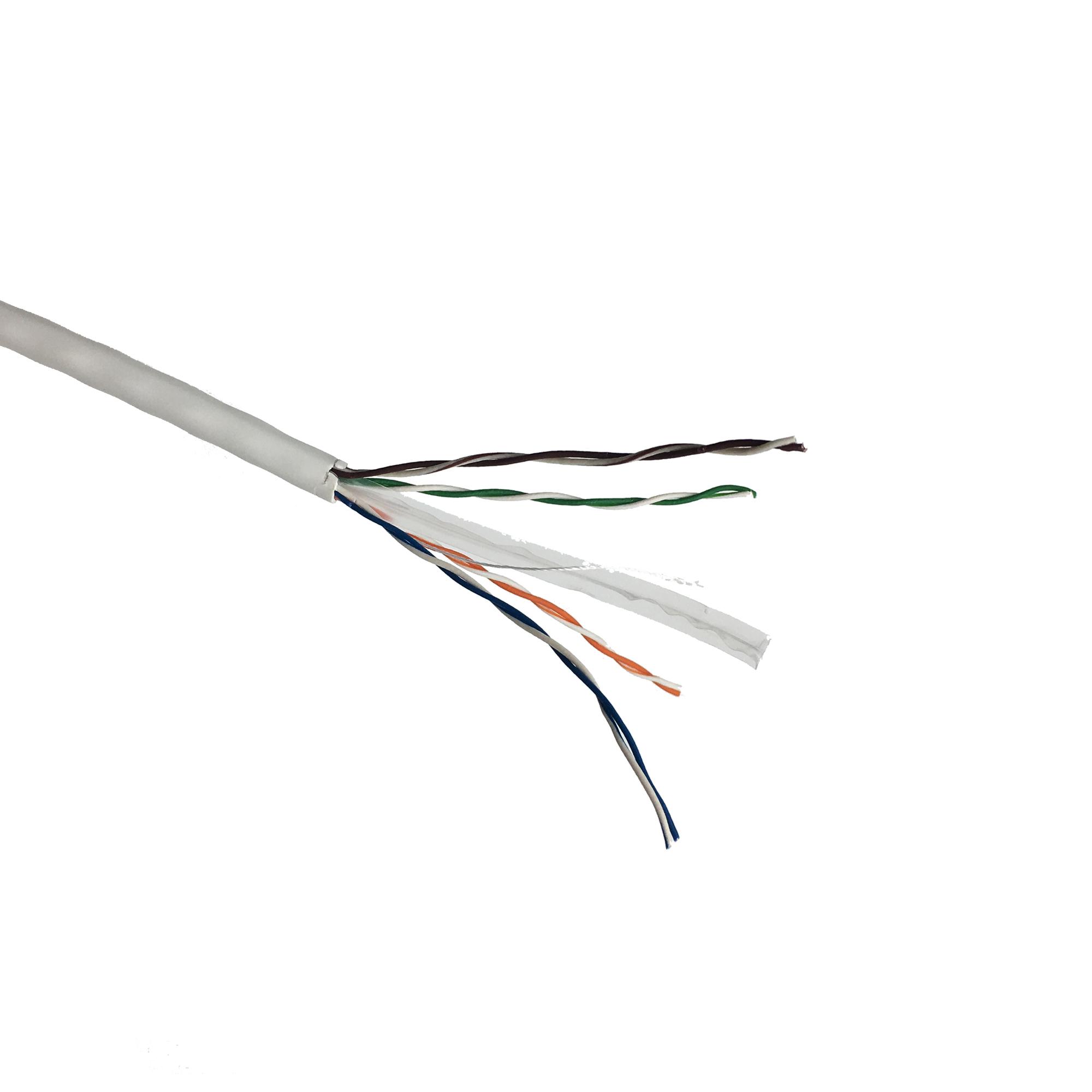 Cuộn dây cáp mạng LB-LINK Cat6 UTP CCA 305m (dây màu trắng)