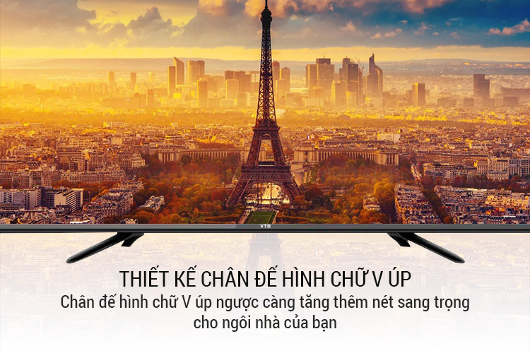 Smart Tivi VTB 43 inch Full HD LV4387KS