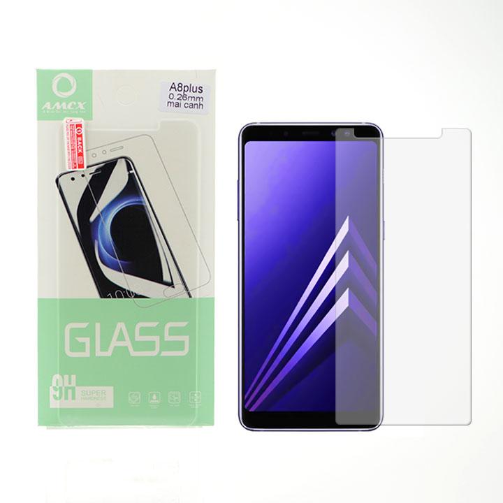 Kính Cường Lực Cho Điện Thoại Samsung A8 2018 Plus