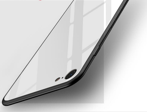 Ốp Nhựa Dẻo Viền Mềm Cho iPhone 6s Plus Stryfer - Trắng