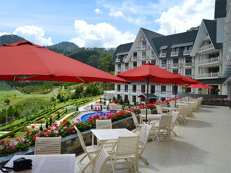 Swiss-Belresort Đà Lạt 5* - Buffet Sáng, Xe Đưa Đón, Hồ Bơi Nước Ấm