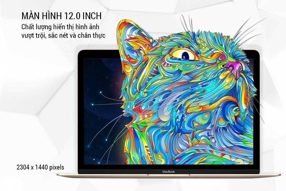 Macbook 12inch 2017 - 512GB SSD - MNYK2 (Likenew)