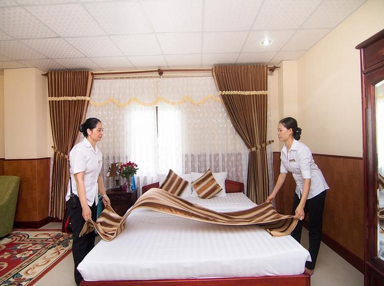 Kiều Anh Hotel 3* Vũng Tàu - Gồm Buffet Sáng, Gần Biển, Giá Tốt