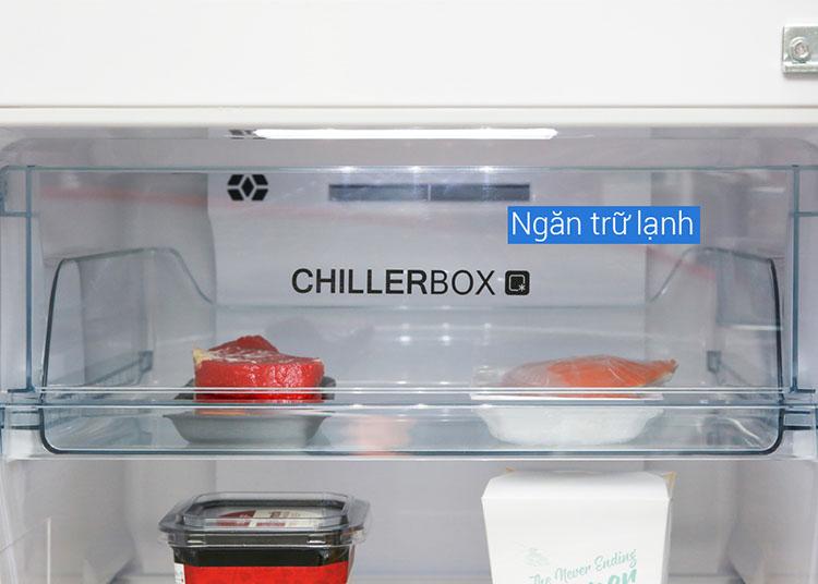 Tủ Lạnh Inverter Aqua AQR-IG248EN-GB (235L)