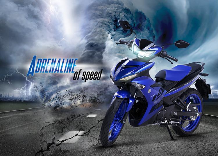 Xe Máy Yamaha Exciter 150 GP 2019