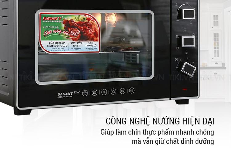 Lò Nướng Sanaky VH-5099S2D (50L)