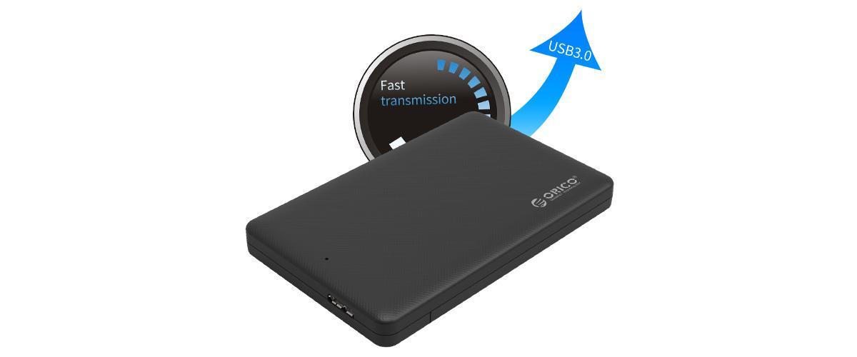 Ổ Cứng HDD Box ORICO USB3.0/2.5 - 2577U3 - Hàng Chính Hãng = 139.000đ