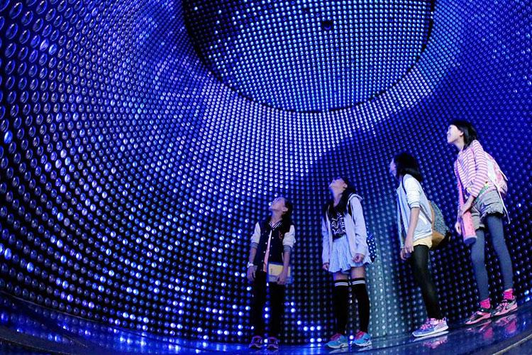 Vé Tham Quan Bảo Tàng Miraikan Tokyo, Nhật Bản