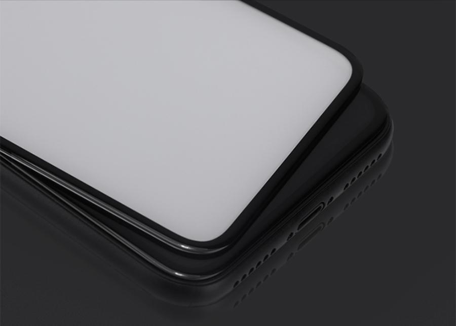 Kính Cường Lực Full Màn Hình Nillkin 3D CP+ MAX Cho Iphone X