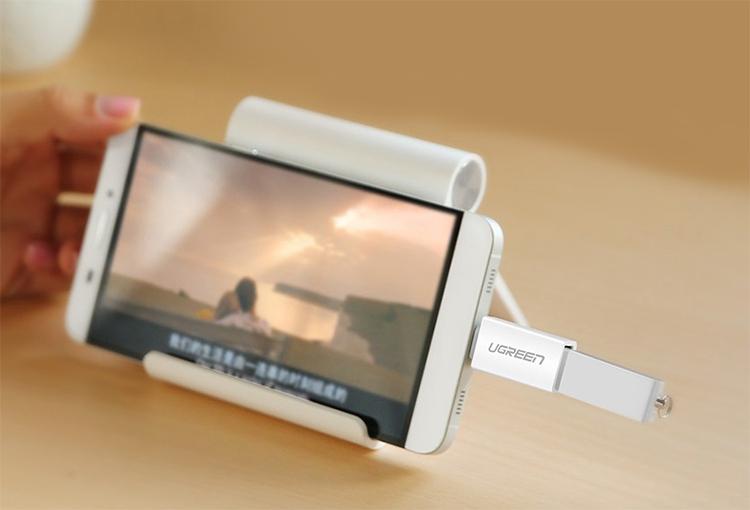 Cáp USB-C To USB 3.0 Chính Hãng Ugreen (30155)