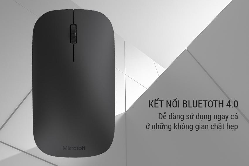 Chuột Không Dây Microsoft Designer Bluetooth 4.0 1000DPI 3 Phím - Hàng Chính Hãng  = 489.000 ₫