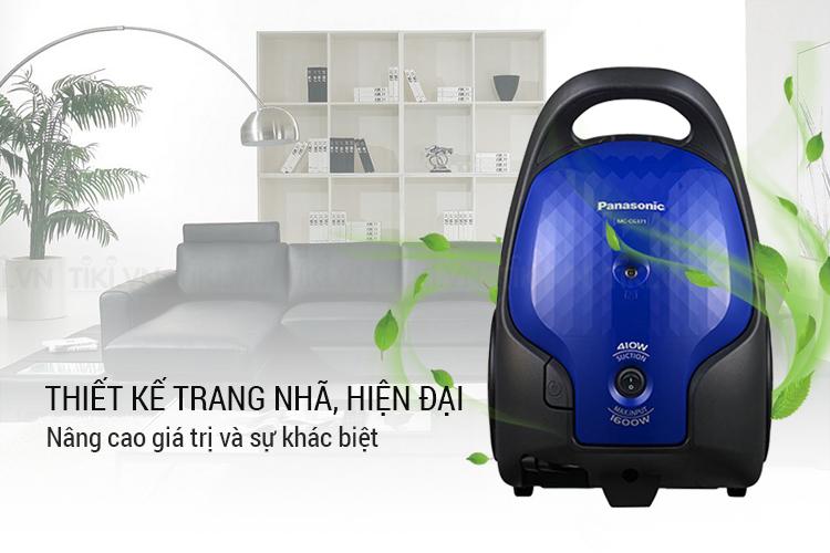 Máy Hút Bụi Panasonic PAHB-MC-CG371AN46 (1600W)