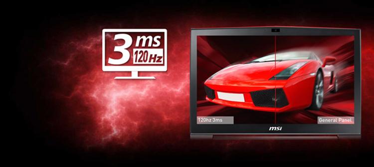 Laptop Gaming MSI GT75 Titan 8RG Core i9-8950HK/Win10 (17.3 inch) - Black - Hàng Chính Hãng