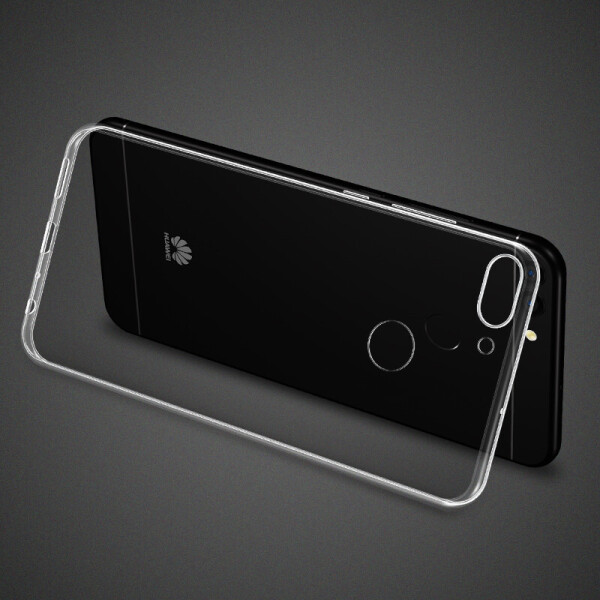 Ốp Mềm Huawei Enjoys 7S - STRYFER - Trong Suốt