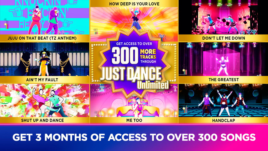 Đĩa Game PlayStation PS4 Sony Just Dance 2018 Hệ Asia
