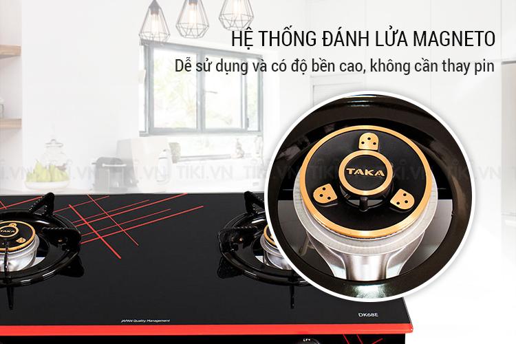 Bếp Gas Dương Taka DK68E