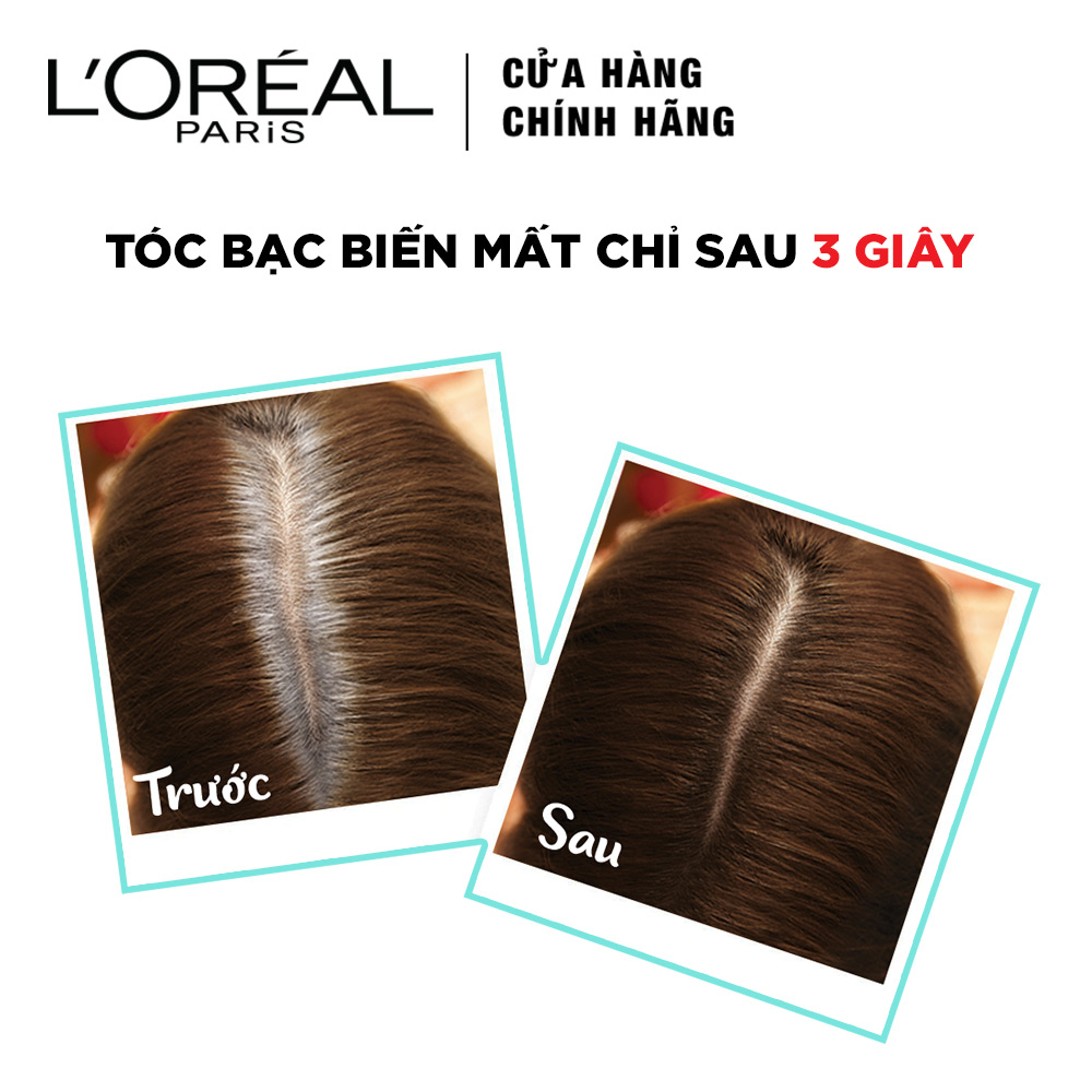 Xịt Phủ Bạc Oap Magic Retouch Loreal Paris