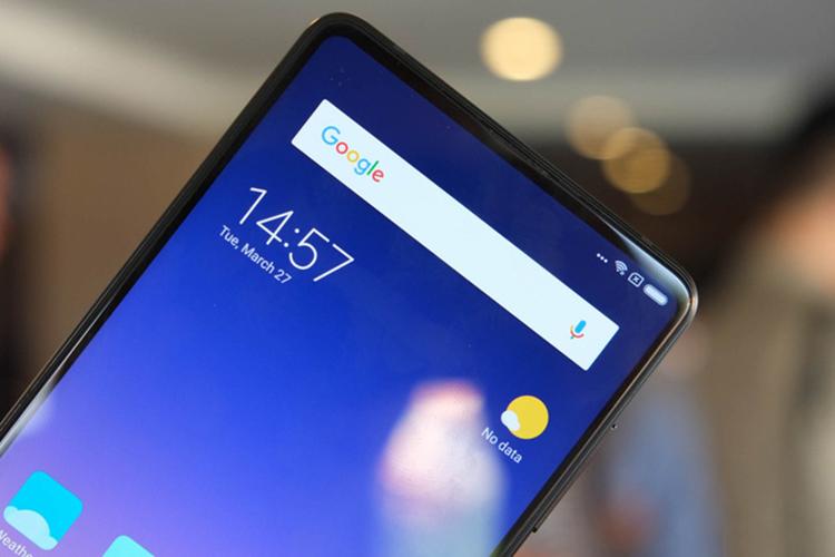 Điện Thoại Xiaomi Mi Mix 2s 64GB/6GB - Hàng Chính Hãng DGW