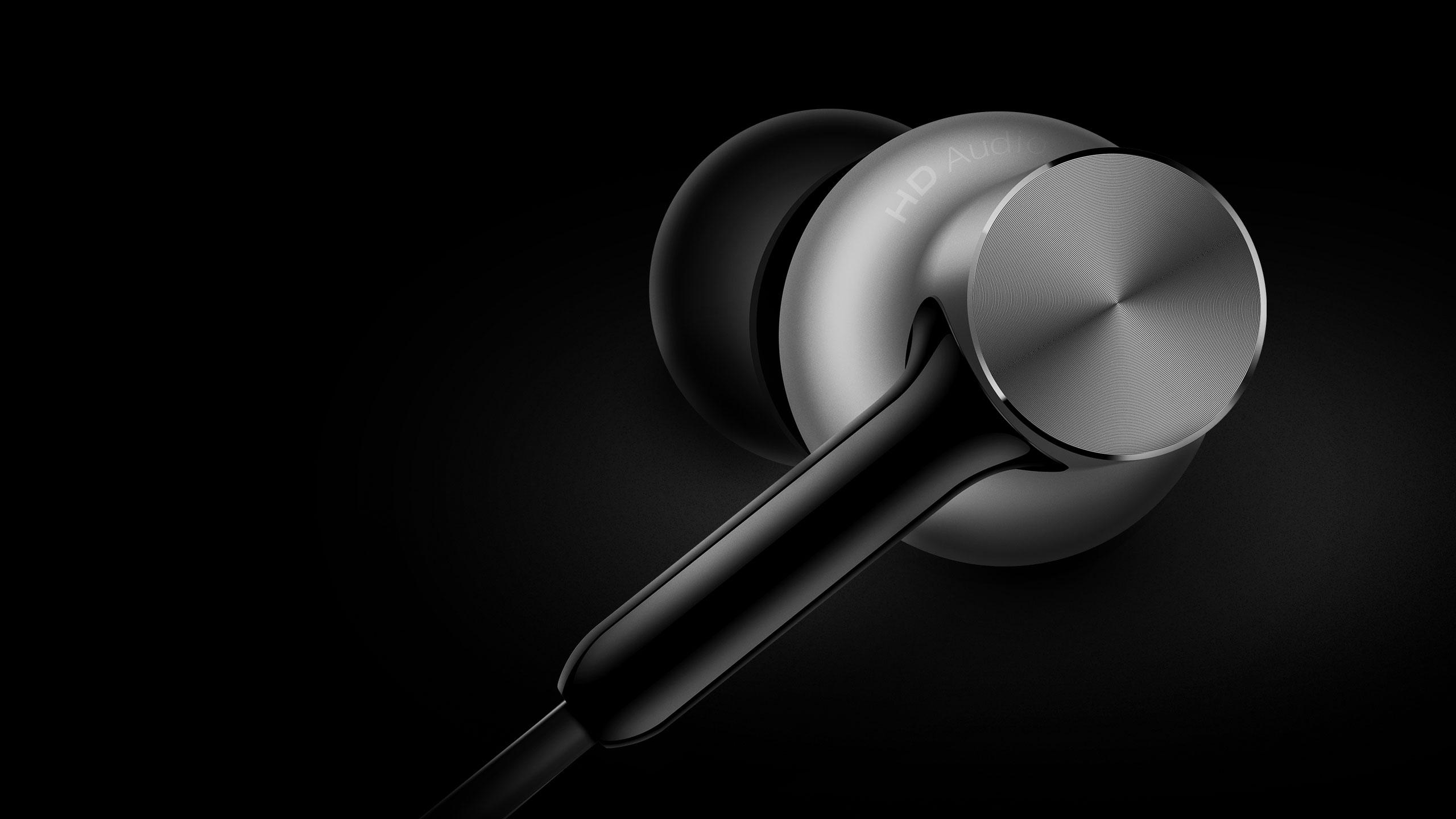 Tai Nghe Nhét Tai Xiaomi Headphones Pro HD QTEJ02JY - ZBW4369TY (Bạc) - Hàng Chính Hãng