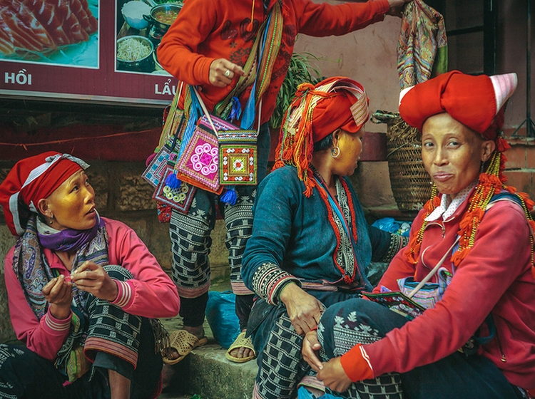 Tour HN - Sapa 2N1Đ: Lao Chải – Tả Van - Cát Cát - KS 3 Sao, Khởi Hành Hàng Ngày
