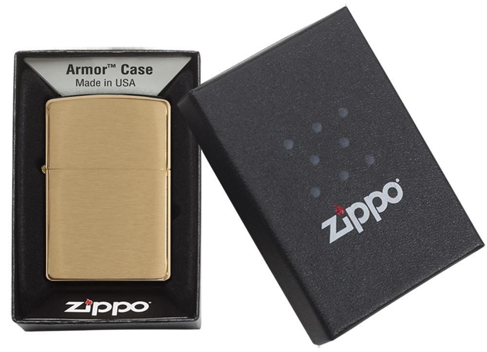 Zippo-Armor-Brushed-Brass-168-5