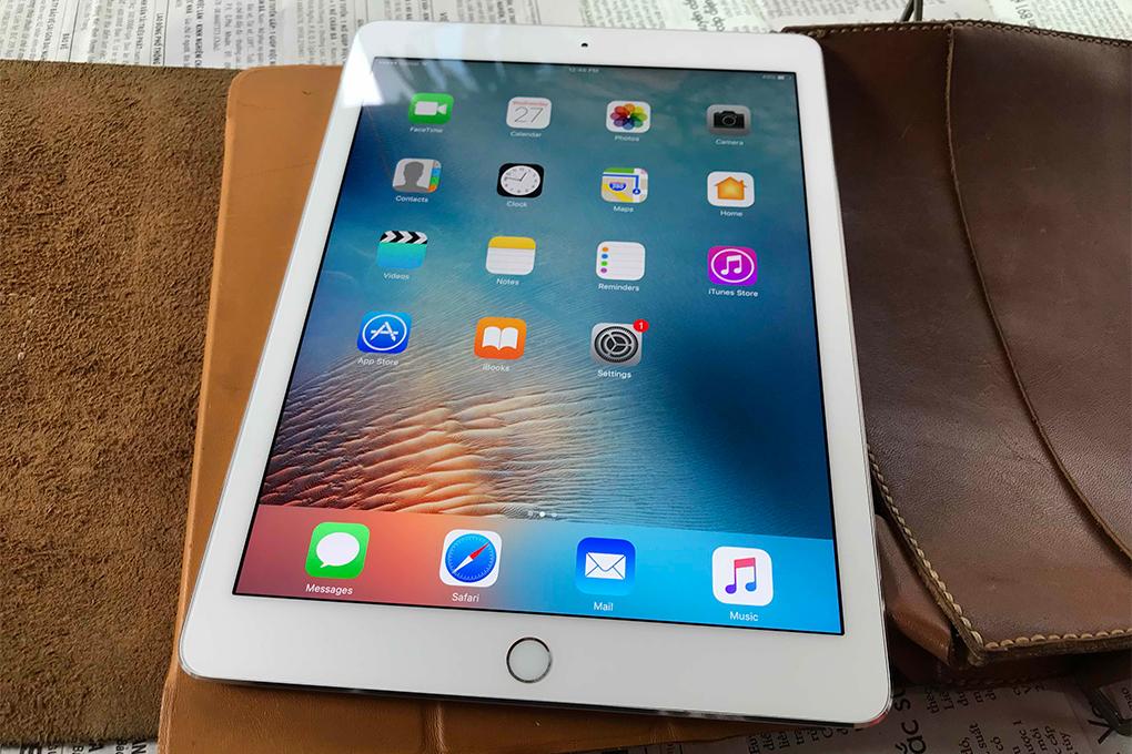 iPad WiFi/Cellular 32GB New 2018 - Hàng Chính Hãng