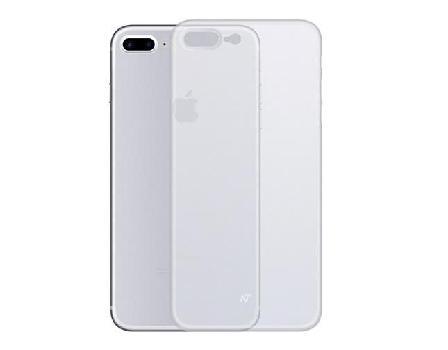 Ốp Lưng Điện Thoại Iphone 7Plus Mềm Dẻo Chống Rơi Vỡ Cho Nam Và Nữ NetEase - Dày 0.4mm, Trắng