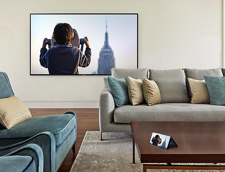 Smart Tivi Samsung 50 inch 4K UHD UA50NU7090KXXV