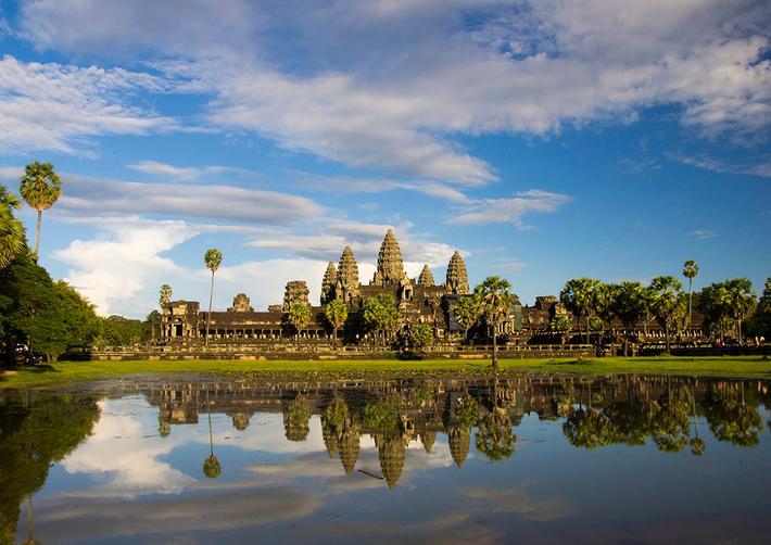 Tour HN - Campuchia - Angkor 4N3Đ, Khởi Hành Thứ 5 Hàng Tuần