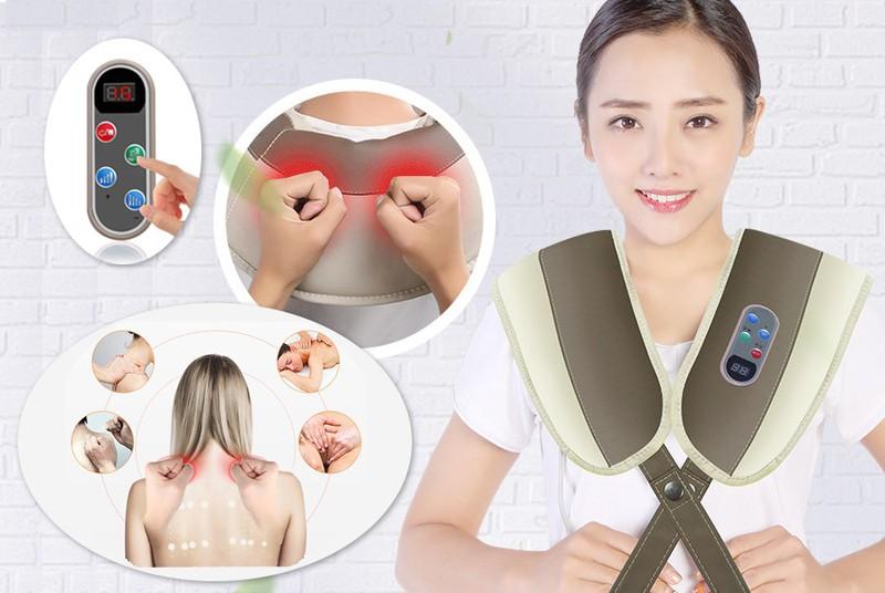 Máy massage toàn thân QQQ ( Màu ngẫu nhiên ) 8