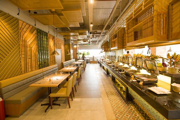 Hoàng Yến - Buffet Tối Hơn 80 Món Việt Tại The Garden Mall