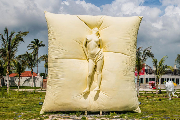 Vé Love Art Park Pattaya, Thái Lan